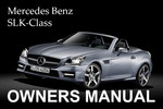 Thumbnail MERCEDES BENZ 2010 SLK-CLASS SLK300 SLK350 SLK55 AMG OWNERS OWNER'S USER OPERATOR MANUAL (PDF)