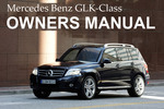 Thumbnail MERCEDES BENZ 2011 GLK-CLASS GLK350 GLK350 4MATIC OWNERS OWNER'S USER OPERATOR MANUAL